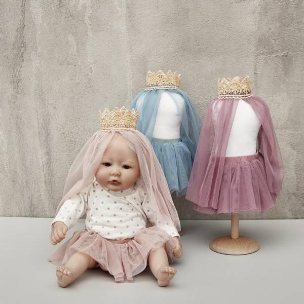 Bilde av 53545 Tyll dukke skjørt og