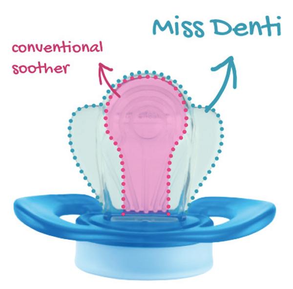 Bilde av NIP Smokk Miss Denti første