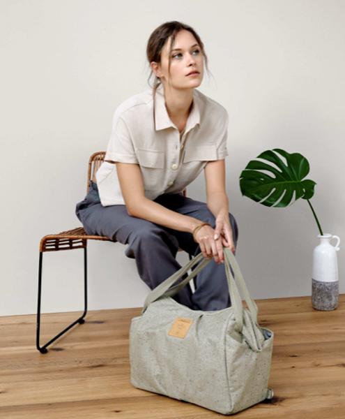 Bilde av Green Label Twin Bag Bouclé