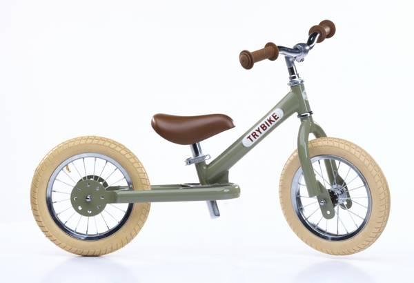 Bilde av Trybike 2 hjul sykkel Støvete