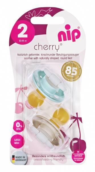 Bilde av nip round soother Cherry,