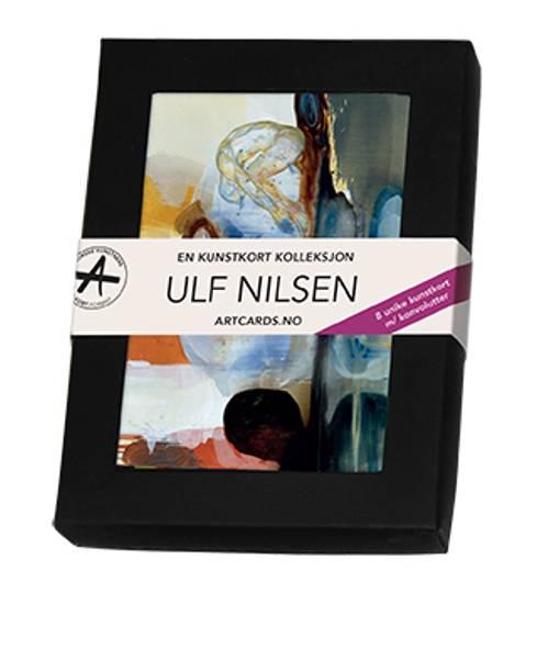 Bilde av ULF Nilsen Kunstkort-eske
