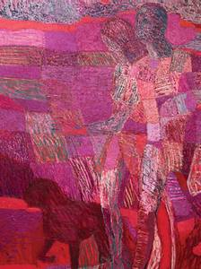 Bilde av Red Explusion kunstkort SVERRE BJERTNÆS