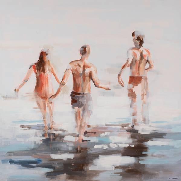 Bilde av COLD WATER kunst ELI HASSEL