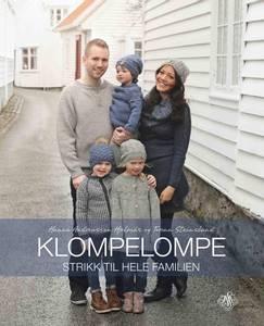 Bilde av Klompe Lompe strikk til hele