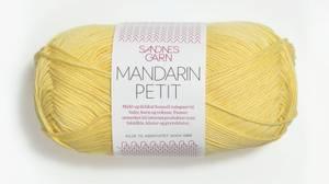 Bilde av Mandarin Petit 2102 Lys gul