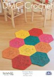 Bilde av DMC 15236/22 fargerikt teppe