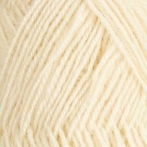 Bilde av 3 tr strikkegarn 101 Natur