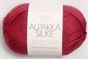 Bilde av Alpakka Silke 4327
