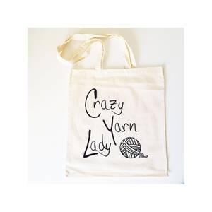 Bilde av Crazy Yarn Lady strikkenett