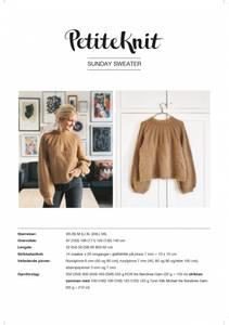 Bilde av Sunday Sweater i KOS og Tynn