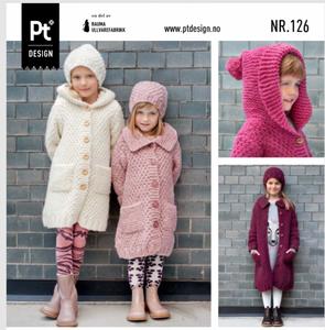Bilde av Pt design 126 Barn