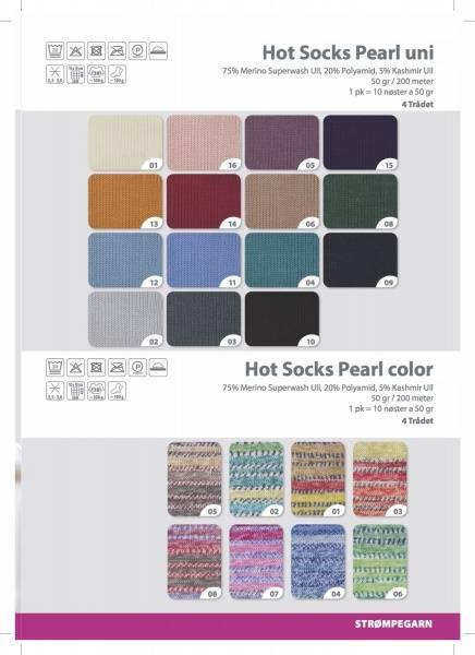Hot Socks Pearl 06
