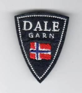 Bilde av Dale Garn logo