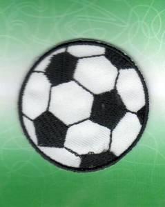 Bilde av Fotball sort/hvit