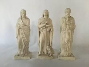 Bilde av Apostlene efter Thorvaldsen