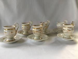 Bilde av Biedermeier kopper og skåler