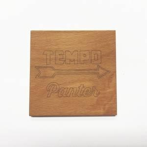 Bilde av Tempo Glassbrikke - Panter