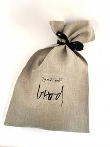 Bilde av Brødpose i lin