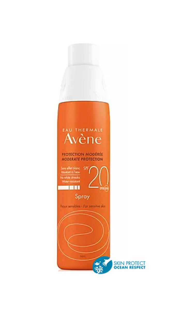 Avene sun spray f20 200 ml