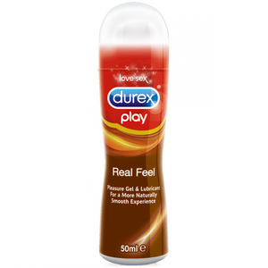 Bilde av DUREX REAL FEEL GLIDEKREM 50ML