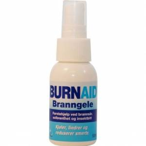 Bilde av BURNAID BRANNGELE SPRAY 50ML