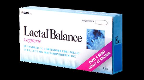 Bilde av Lactal balance vag 7 stk