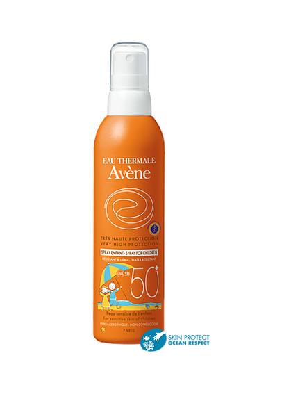 Bilde av Avene sun spray kids F50+ 200 ml