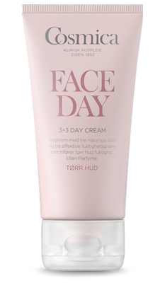 COSMICA FACE 3+3 DAY CREAM TØRR HUD 50 ML