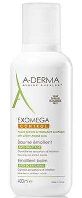 ADERMA EXOMEGA CONTROL BALM 400 ML