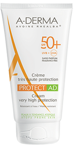 Bilde av ADERMA SUN PROTECT CREAM F50+ 150 ML