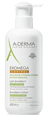 ADERMA EXOMEGA CONTROL LOTION 400 ML