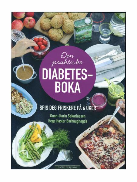 Bilde av Den praktiske diabetesboka