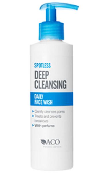 Bilde av Aco spotless daily face wash 200 ml