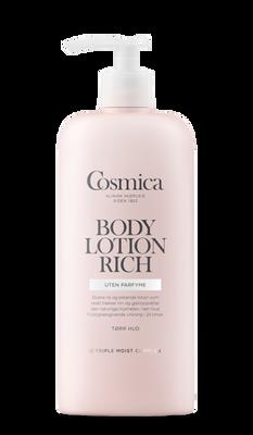 COSMICA RICH BODY LOTION U/P 400 ML