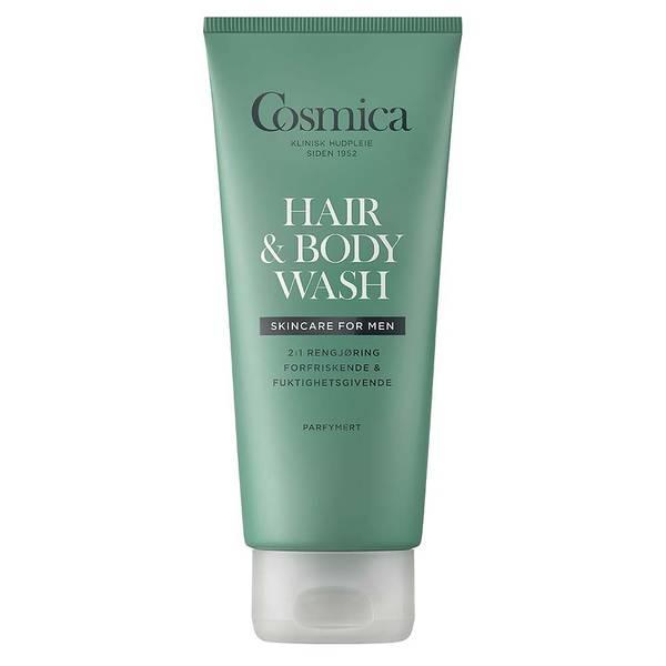 Bilde av Cosmica men hår & kropp såpe 200 ml