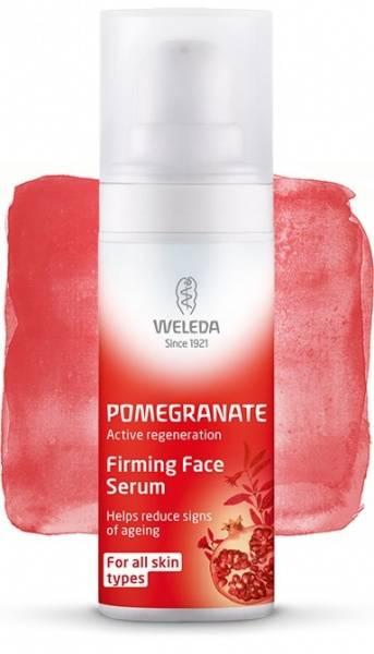 Bilde av Weleda pomegranate firming face serum 30 ml