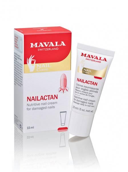 Bilde av Mavala nailactan neglekrem tube 15 ml