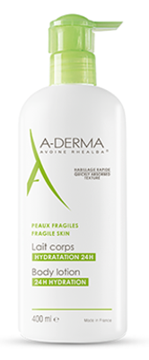 ADERMA BODY LOTION 400 ML
