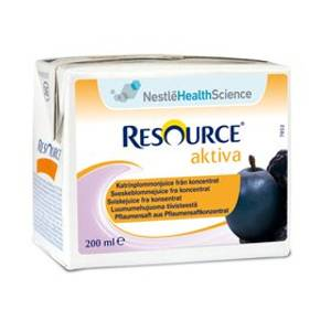 Bilde av RESOURCE AKTIVA SVISKEJUICE 200 ML
