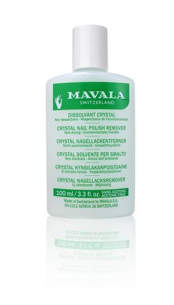 Bilde av Mavala nail polish remover crystal 100 ml