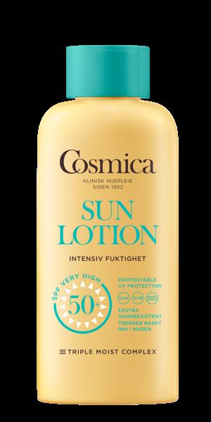 Bilde av Cosmica sun lotion f50+ u/p 200 ml