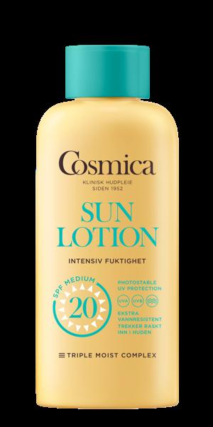 Bilde av Cosmica sun lotion f20 u/p 200 ml