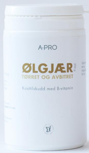 Bilde av Ølgjær 200 gram