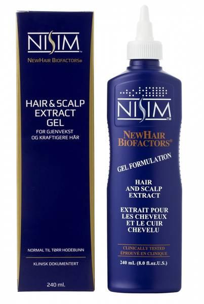 Bilde av Nisim extract gel formula 240 ml