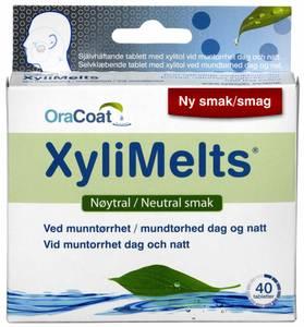Bilde av XYLIMELTS NØYTRAL KLEBETABLETT 40 STK