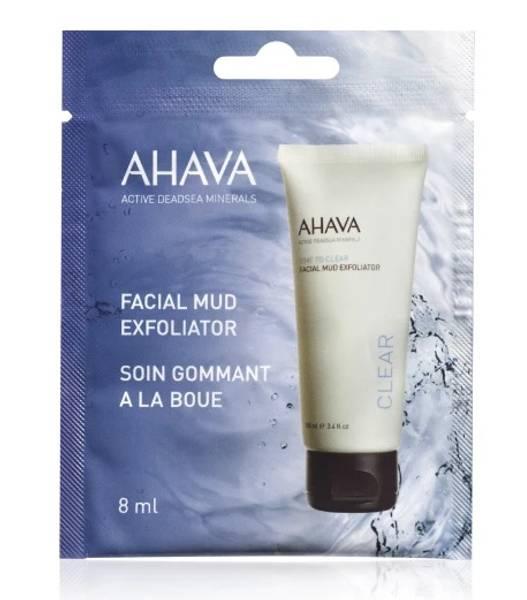 Bilde av Ahava mask face mud exfoliator 8 ml