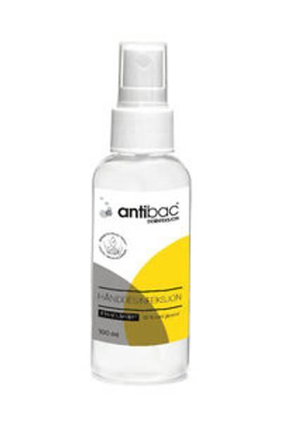 Bilde av Antibac 85 % hånddesinfeksjon fr spray 100ml