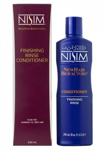 Bilde av Nisim finish rinse conditioner 240 ml