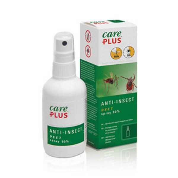 Bilde av Care plus anti-insect deet 50% spray 60 ml